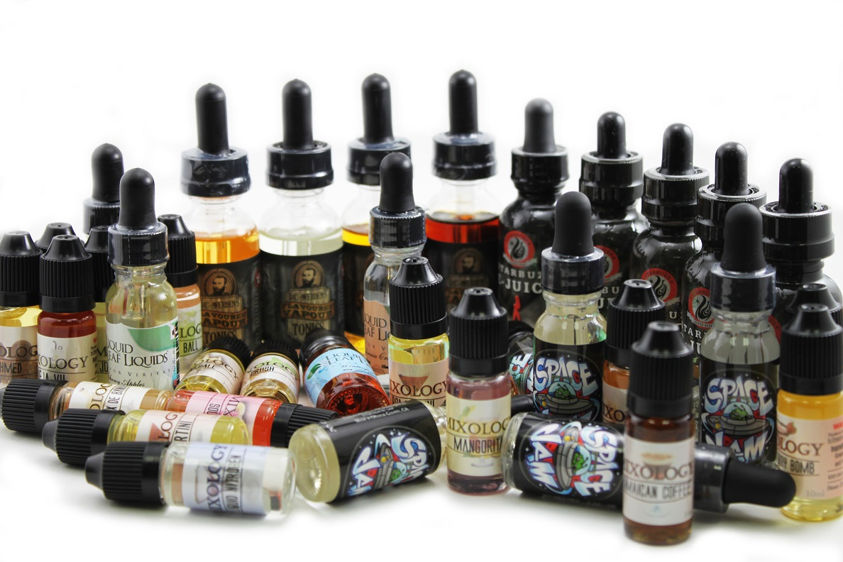 Best eliquid Brand for Electronic Cigarettes in Pakistan